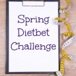 Join the Spring Quirky Inspired Dietbet challenge. Win cash and meet your health goals