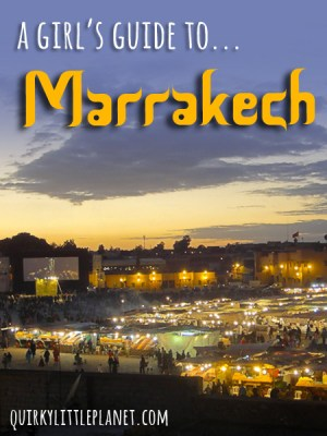 A girl's guide to Marrakech. What to Wear and where to shop - handy hints for the Carrie Bradshaw wannabes.