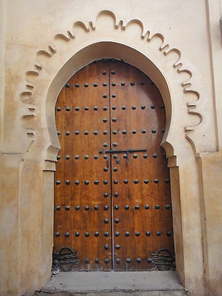 moroccan-doorway