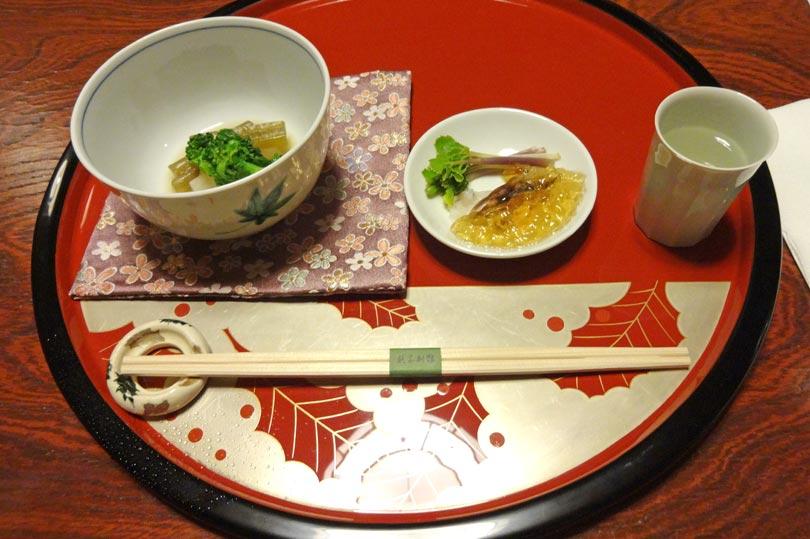 kaiseki-appetiser