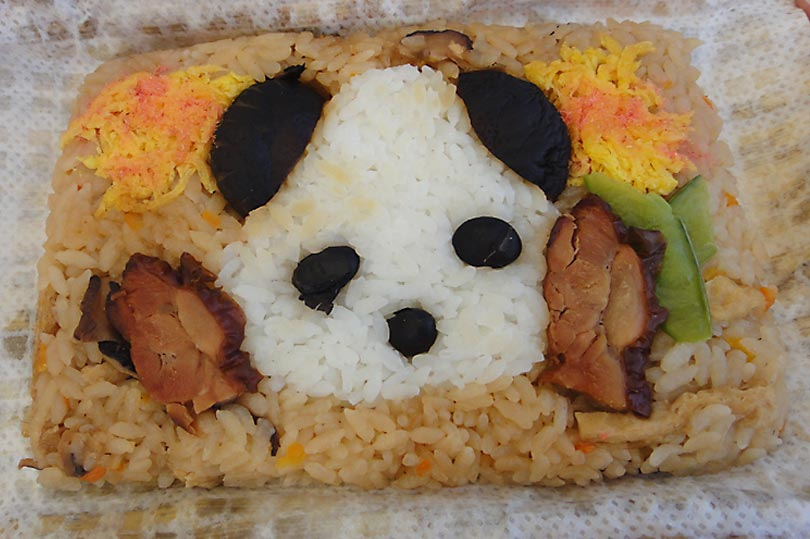 panda-rice-meal-from-ueno-zoo