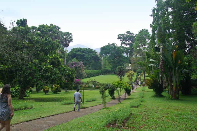 Botanical Garden, Sri Lanka
