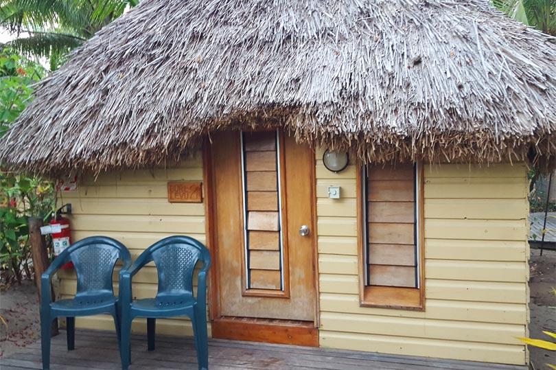 Bure in Fiji