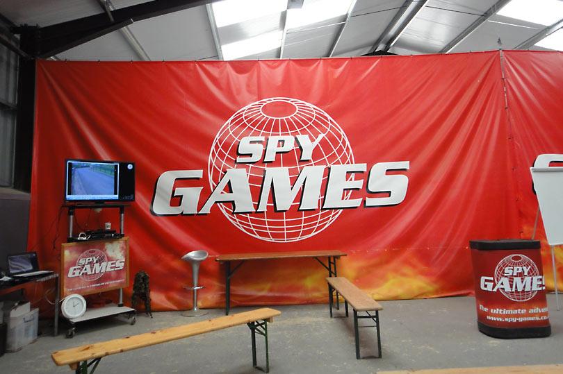 Spy Games in Milton Keynes