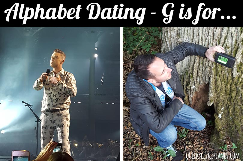 Alphabet Dating G