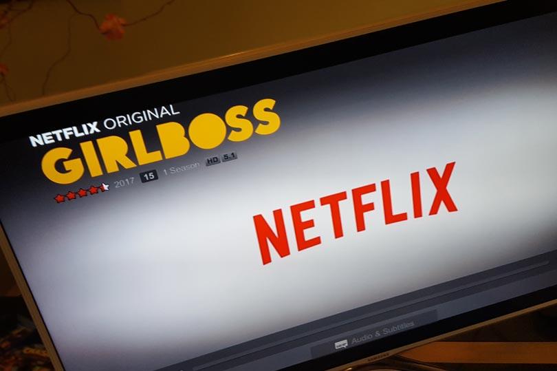 Netflix - Girlboss