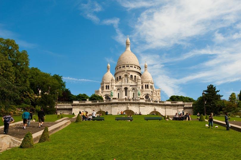 Basilica du Sacre-Coeur de Montmartre
