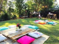 Picnic wedding or party ideas - Quirky Parties