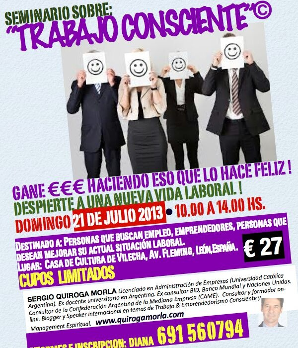 Flyer Taller TC sqm