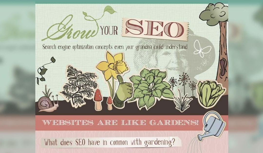Growing Your SEO – An Infographic