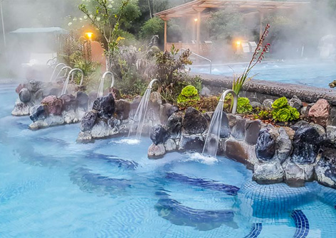Thermal waters of Papallacta - Hot Springs | Quirutoa