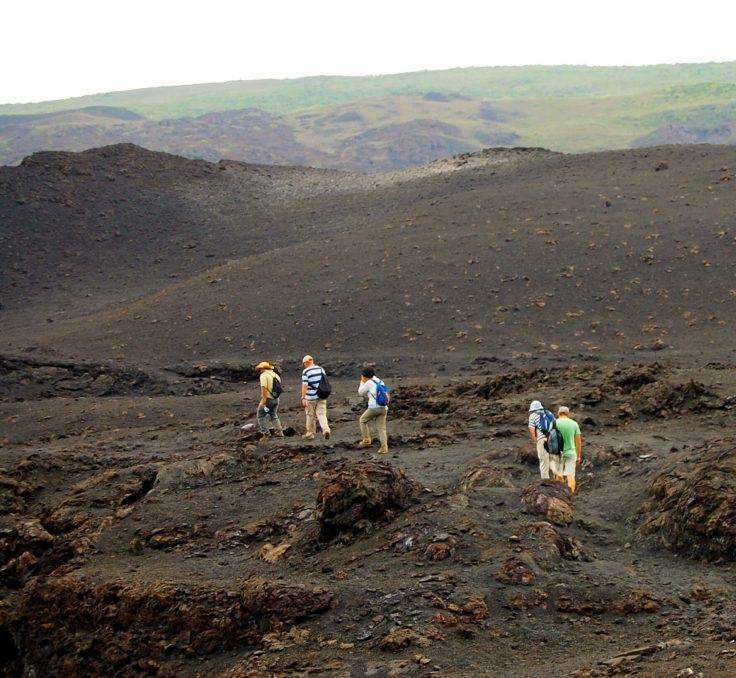 Hiking in the Galapagos Islands | Quirutoa