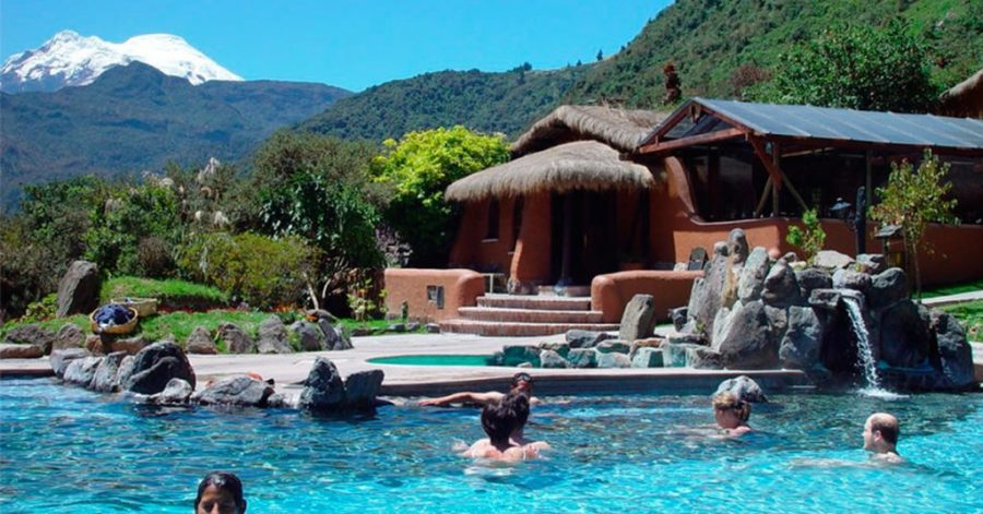 Thermal Waters of Papallacta | Best places to visit in Ecuador | Quirutoa