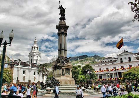 Best places to visit in Quito - Travel Ecuador | Quirutoa
