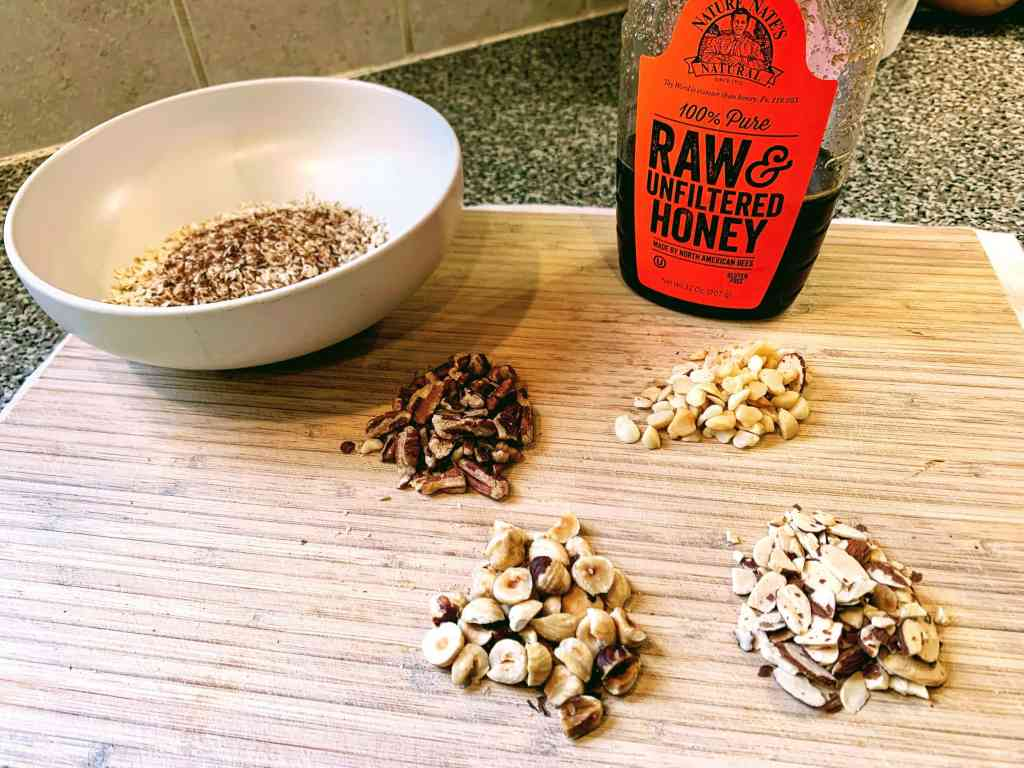 Honey Nut Oatmeal_ingredients
