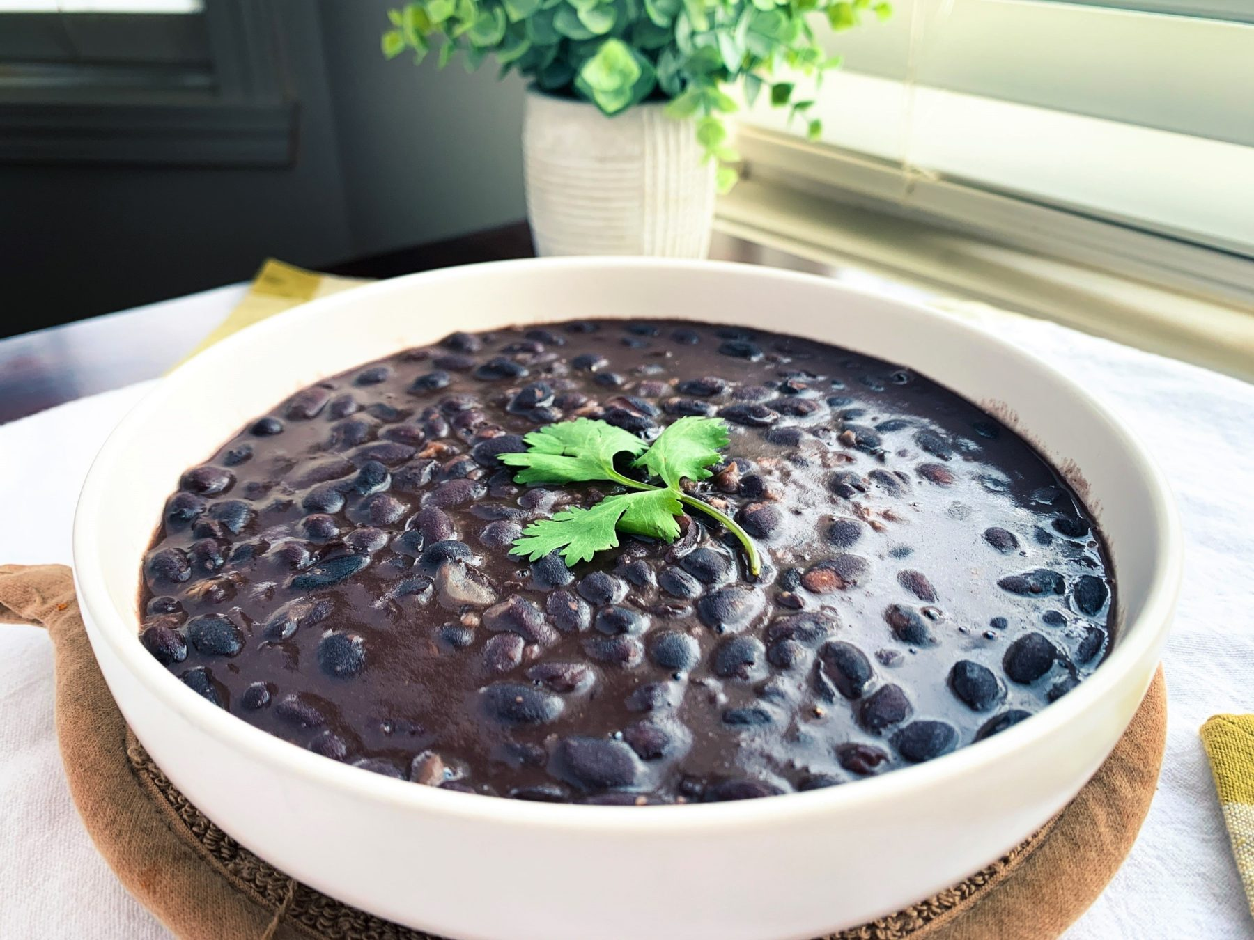 Super Savory Black Beans_closeup 1