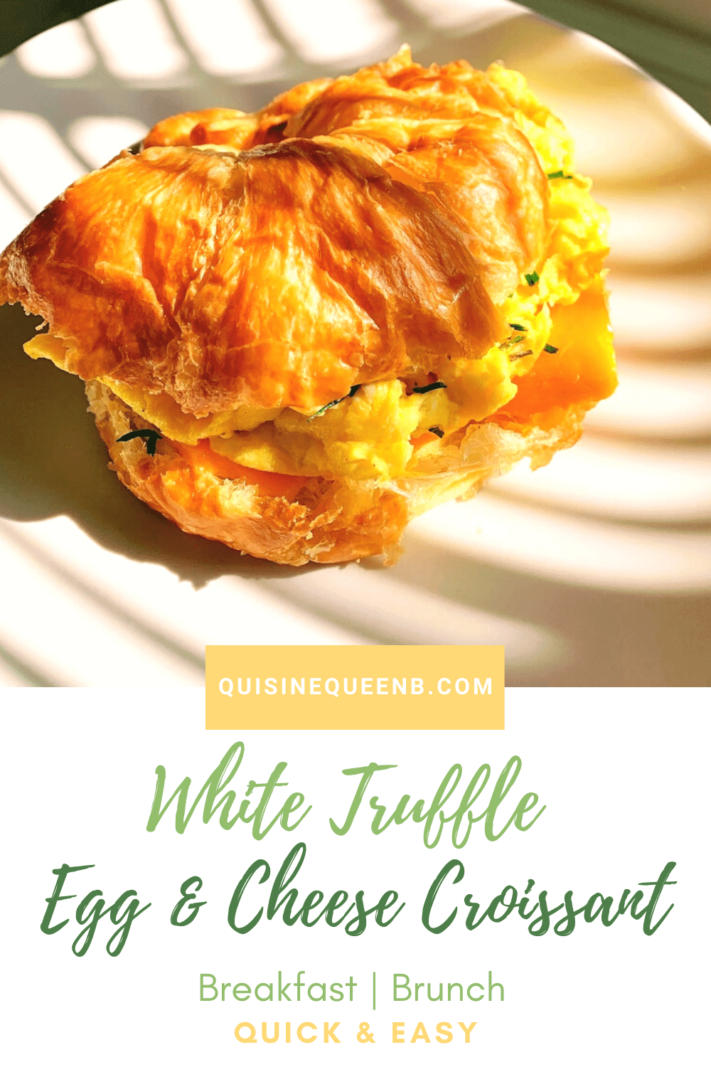 White Truffle Egg Cheese Croissant_Pin 2