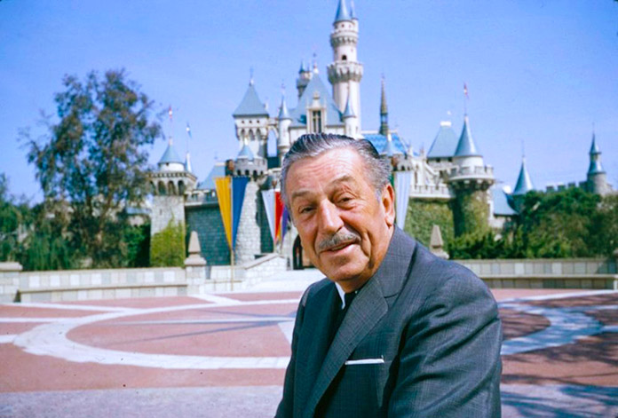Walt Disney. (Images And Pictures)