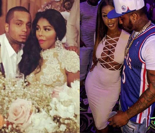 Lil Kim's Baby Daddy Is A Scumbag