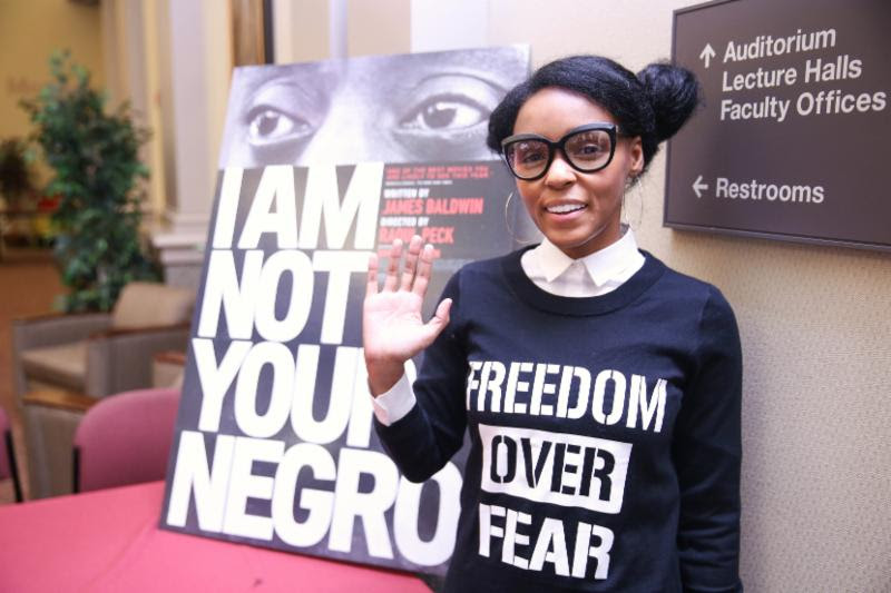JANELLE MONÁE, SAMUEL L. JACKSON, RAOUL PECK, CHRIS ROCK, JIDENNA, COMMON AND MORE LAUNCH VIDEO CAMPAIGN TO  'KNOW YOUR BALDWIN'