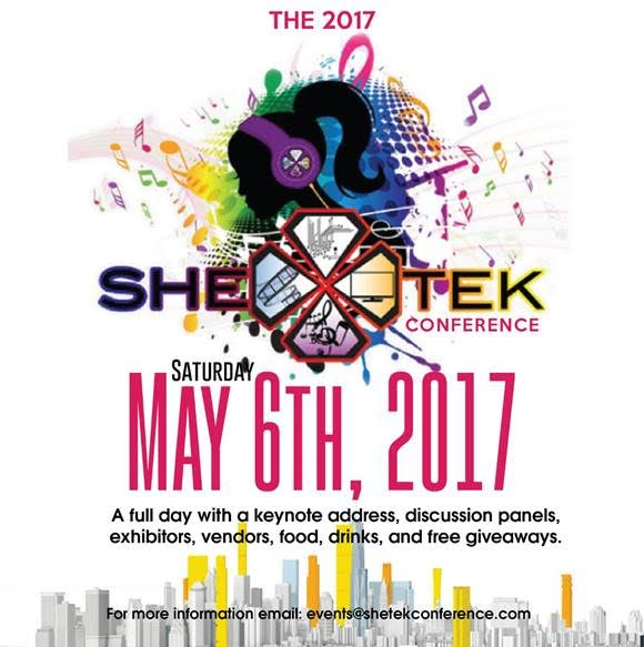 Women Unite for SheTek Conference NYC 2017