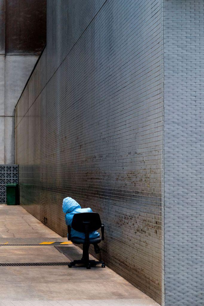 """Fotografía © David Gaberle, """"Metropolight""""."""