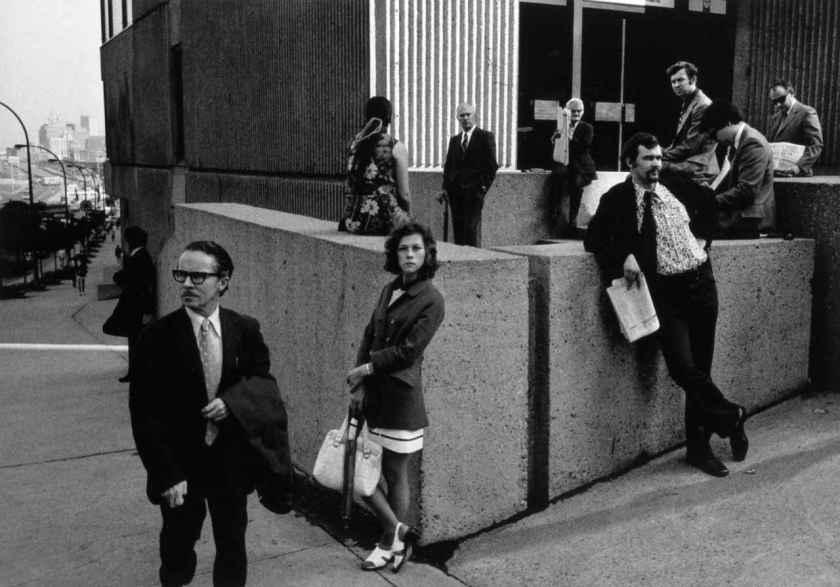"""Fotografía © Viktor Kolar, """"Canada 1968-73"""""""