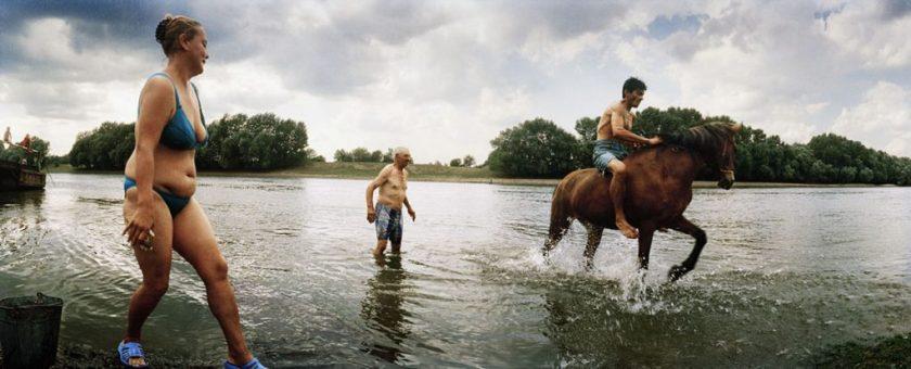 """Fotografía © Jens Olof Lasthein, de su proyecto """"Black Sea, White Sea""""."""
