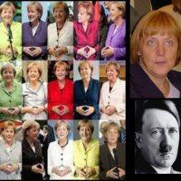 Angela Merkel es la hija de Hitler?