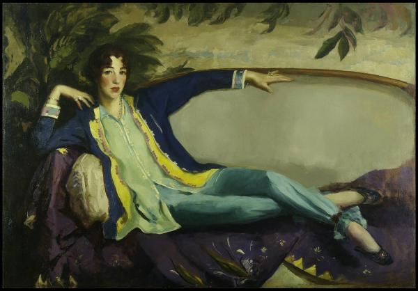 Style Icons Gloria Vanderbilt And Gertrude