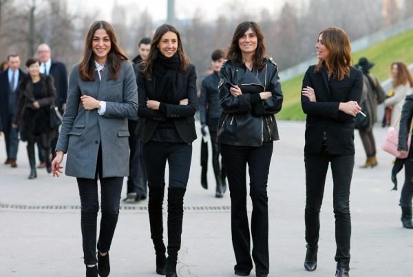 Uniforms Style Icon Emmanuelle Alt