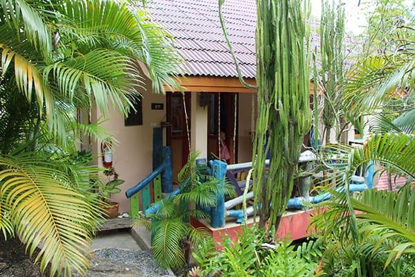 Thai guesthouse.
