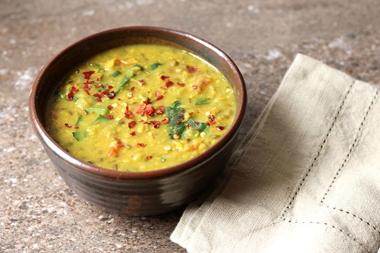 Dal, ready to eat.