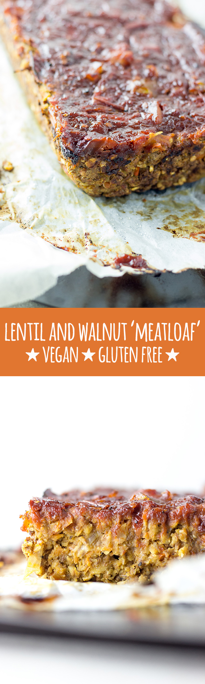 This glazed vegan loaf is made with lentils, walnuts, vegetables, oats, polenta and chia seeds, which altogether combine to create a savoury and flavourful loaf for those times when you just need some good old-fashioned comfort food.
