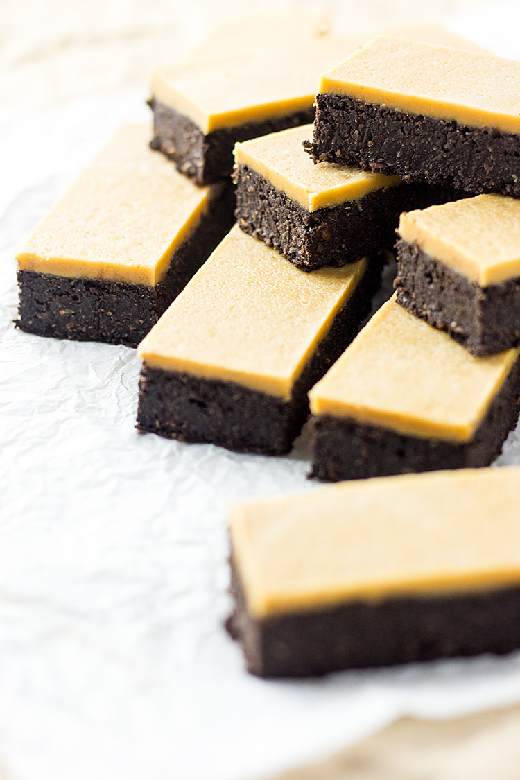 How To Make Peanut Butter Dark Chocolate Kind Bars