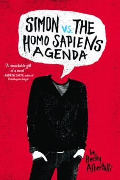 Becky Albertall - Simon VS the Homo Sapiens Agenda
