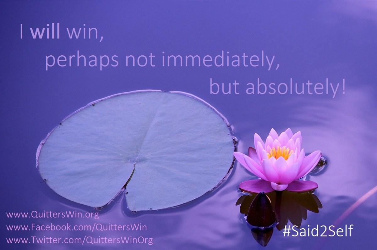 2.19.2017 Said2Self lotus