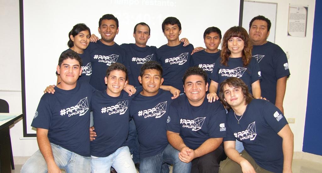 Jóvenes UADY realizan el primer App Challenge