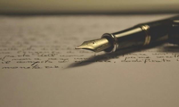 ¡No, sé escribir!