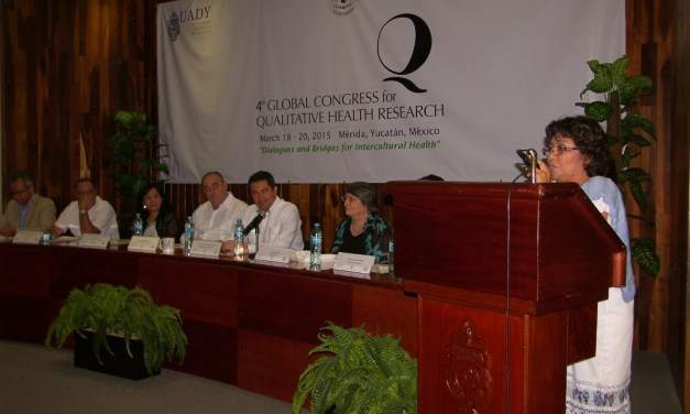 Inicia el IV Congreso Global de Investigación Cualitativa en Salud