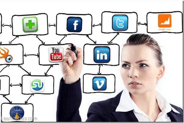 Las redes sociales  se han vuelto un importante medio de publicidad