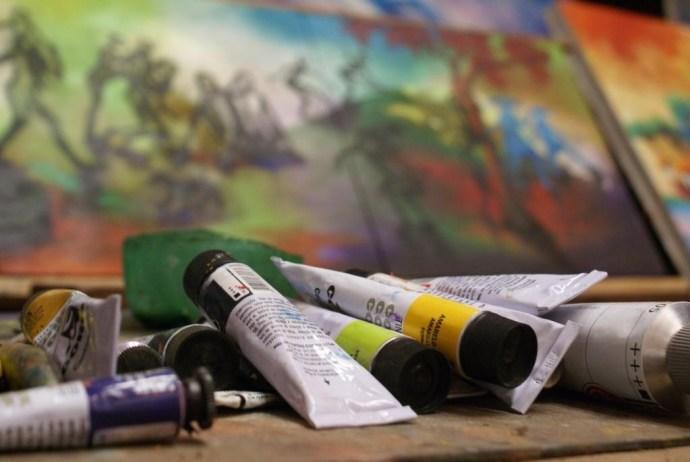 Licenciatura en Artes Visuales