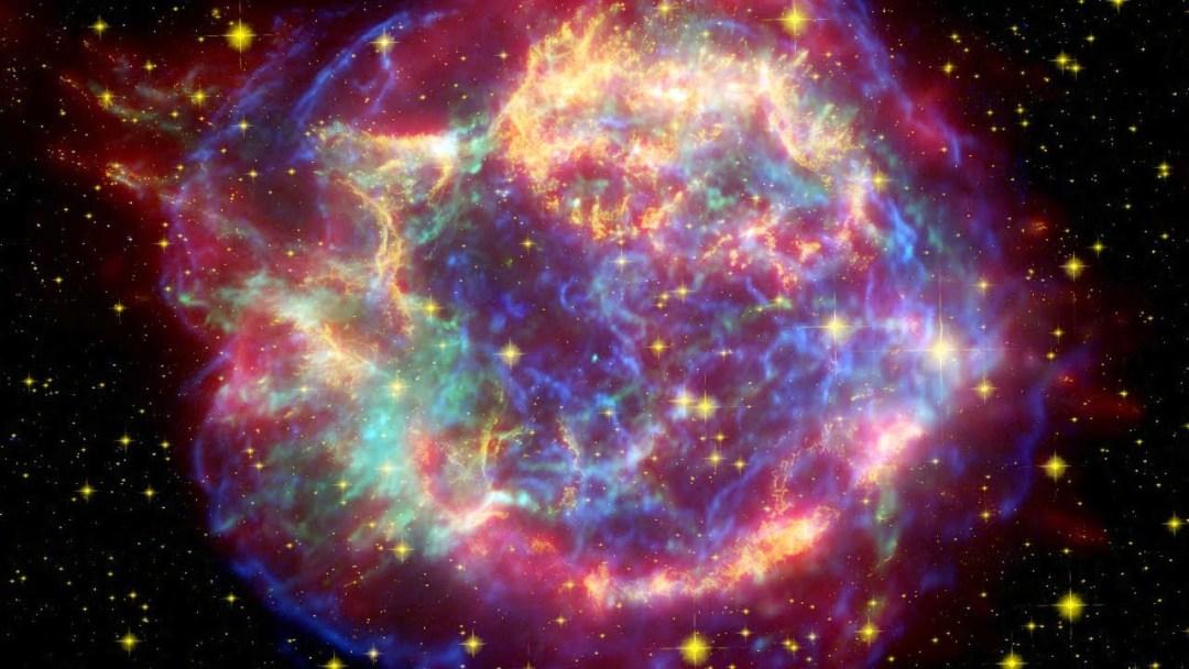 Supernova   Foto: www.nasa.gov
