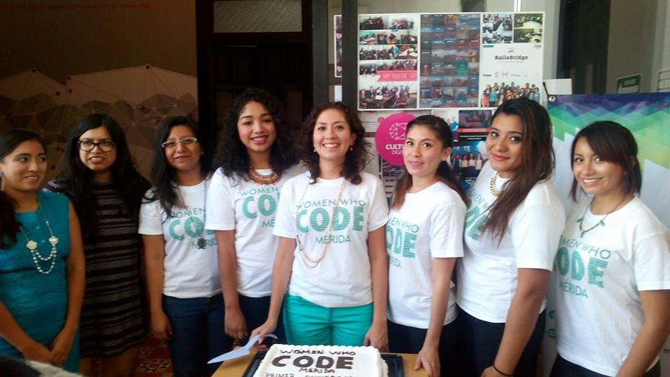 WWC Mujeres apasionadas por la tecnología