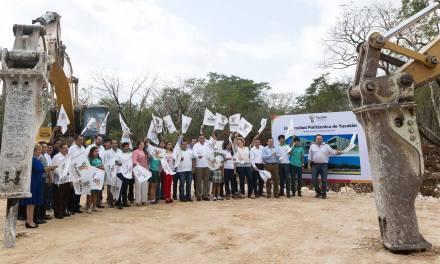 Universidad Politécnica es un ejemplo del desarrollo de Yucatán