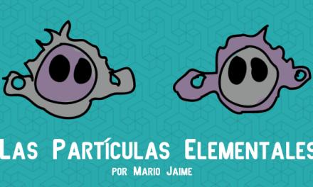 La TV y las Partículas Elementales