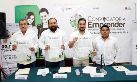 Mayor impulso a jóvenes emprendedores