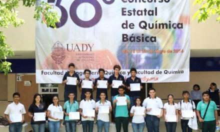 XXX Concurso Estatal de Química Básica