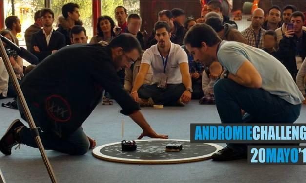 Torneo de Robótica Andromie Challenge
