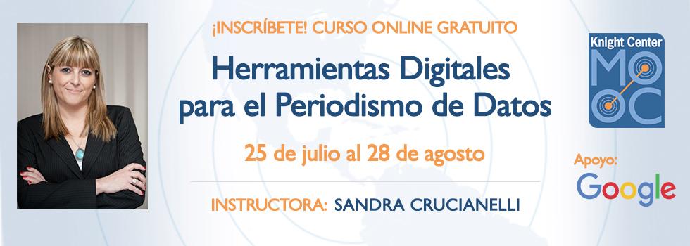 Herramientas Digitales para el Periodismo de Datos